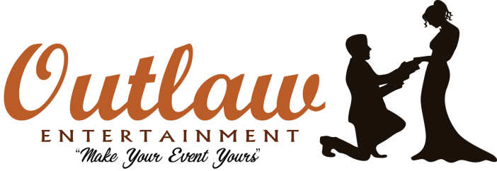 Outlaw Entertainment Wedding DJ Logo