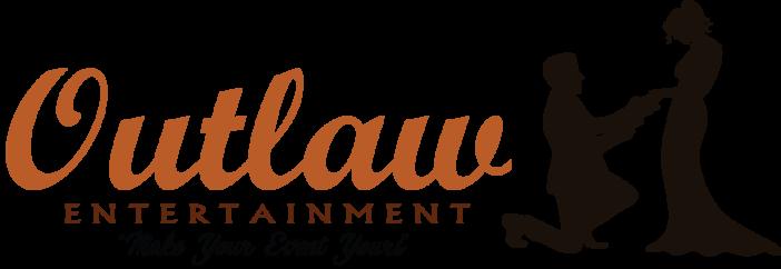 Outlaw Entertainment Wedding DJ Logo
